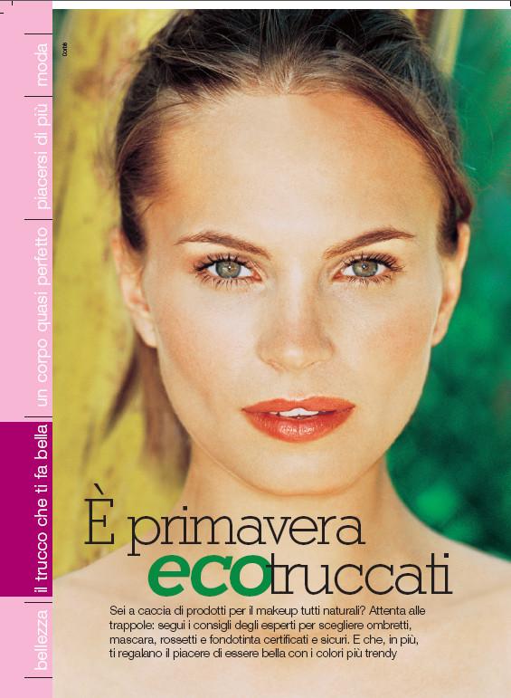 E' primavera ECO-truccati - articolo su Starbene 2010-019