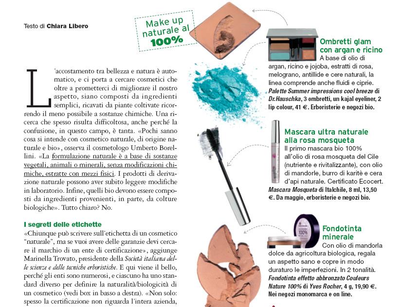 E' primavera ECO-truccati - articolo su Starbene 2010-020