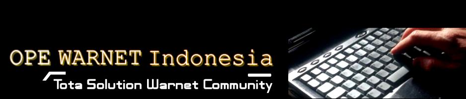 Forum OPE Warnet dan Internet Indonesia  - OPE Logotz10