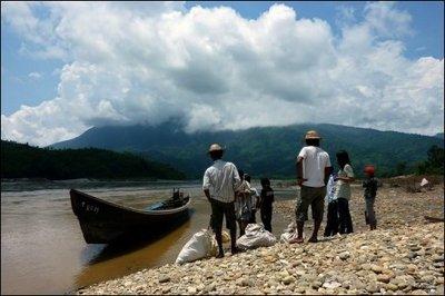 Un barrage en Birmanie, symbole de l'insoumission des minorités ethniques  44827_10