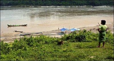 Un barrage en Birmanie, symbole de l'insoumission des minorités ethniques  44828_10