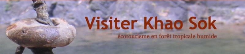 Thailande - Découvrir Khao Sok et autres parcs nationaux Screen20