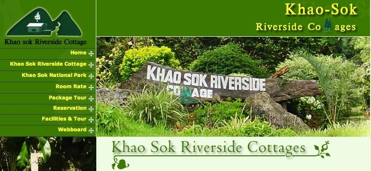 Thailande - Découvrir Khao Sok et autres parcs nationaux Screen22