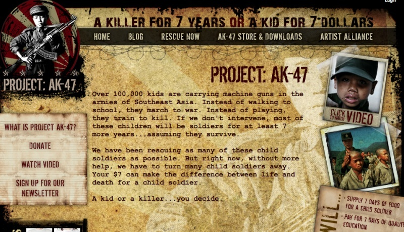 Des enfants pour l'armée birmane Screen46