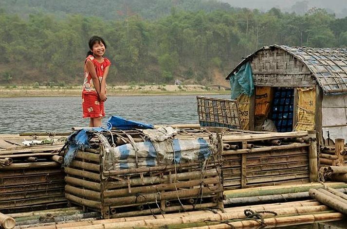 Vietnam - La rivière bambou Screen95