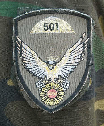 Macedonian Army patches Arm50110