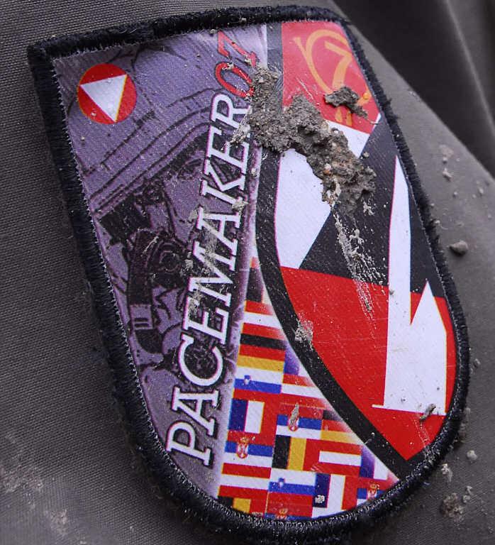 Vojska Srbije patches Pacema10