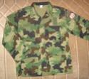 Army of Serbia camo jacket Vs200610
