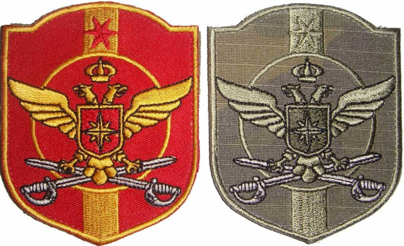 Montenegro Army patches Vcg_ga10