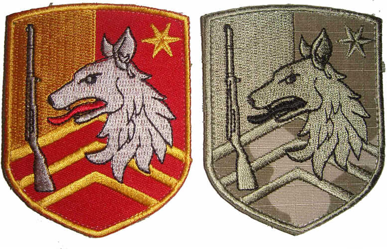 Montenegro Army patches Vcg_pj10