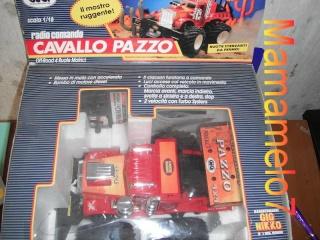 nikko - VENDO GIG NIKKO CAVALLO PAZZO NUOVO 80'S Immagi16