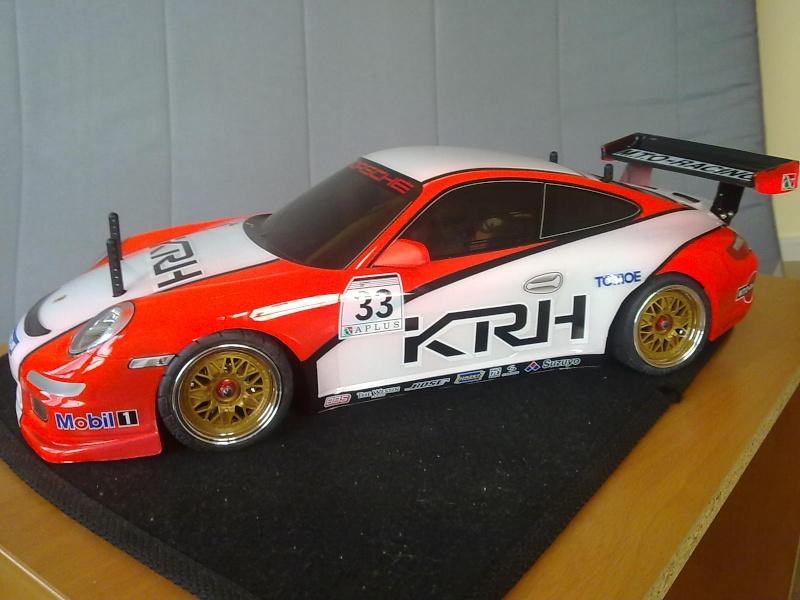 Box Art Porsche??...Not this time Mr Tamiya 24022010