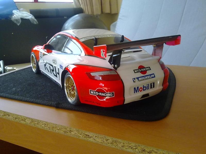 Box Art Porsche??...Not this time Mr Tamiya 24022012