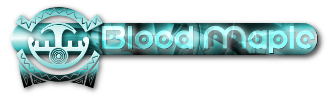 Participe do primeiro Evento da Blood Maple Logo_b27