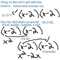 Algebra Math Tutorial 4 Dummies Algebr10