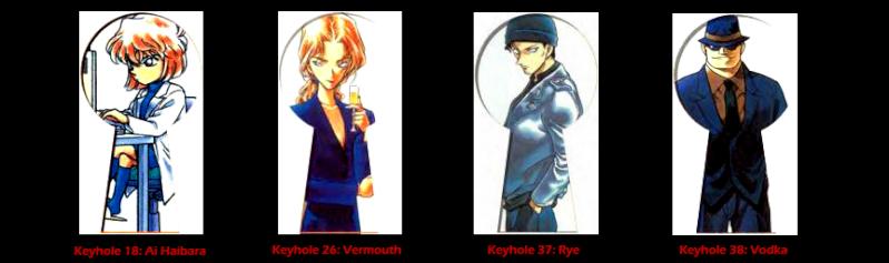 Keyholes de la organización Keyhol10