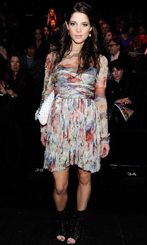 Dolce &. Gabbana Fashion Week [1/03/10] Ashley10