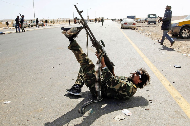 Libya crisis La-03010
