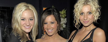 The CW Network Upfront After Party 2010cw10