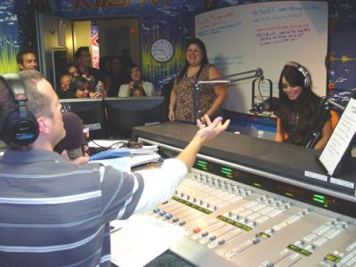 KISS FM With JoJo on the Radio- 10.11.06 Norma118