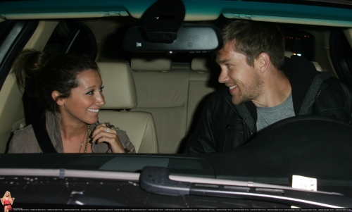 May 18 - Leaving Beso Restaurant in Hollywood with Scott - Page 3 Norma673