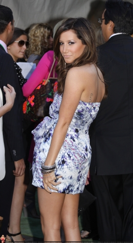 May 20 - Arriving at The CW Network Upfront Norma842