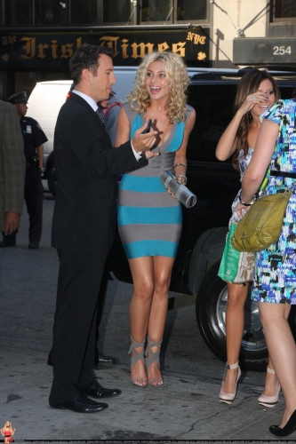 May 20 - Arriving at The CW Network Upfront - Page 2 Norma864