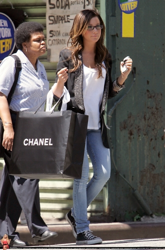 May 20 - Shopping at Chanel in New York City Norma882