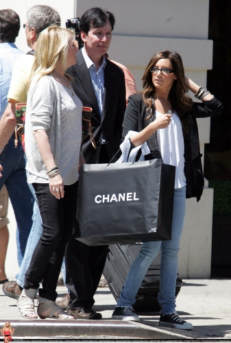 May 20 - Shopping at Chanel in New York City Norma884
