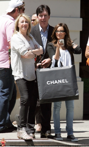 May 20 - Shopping at Chanel in New York City Norma885