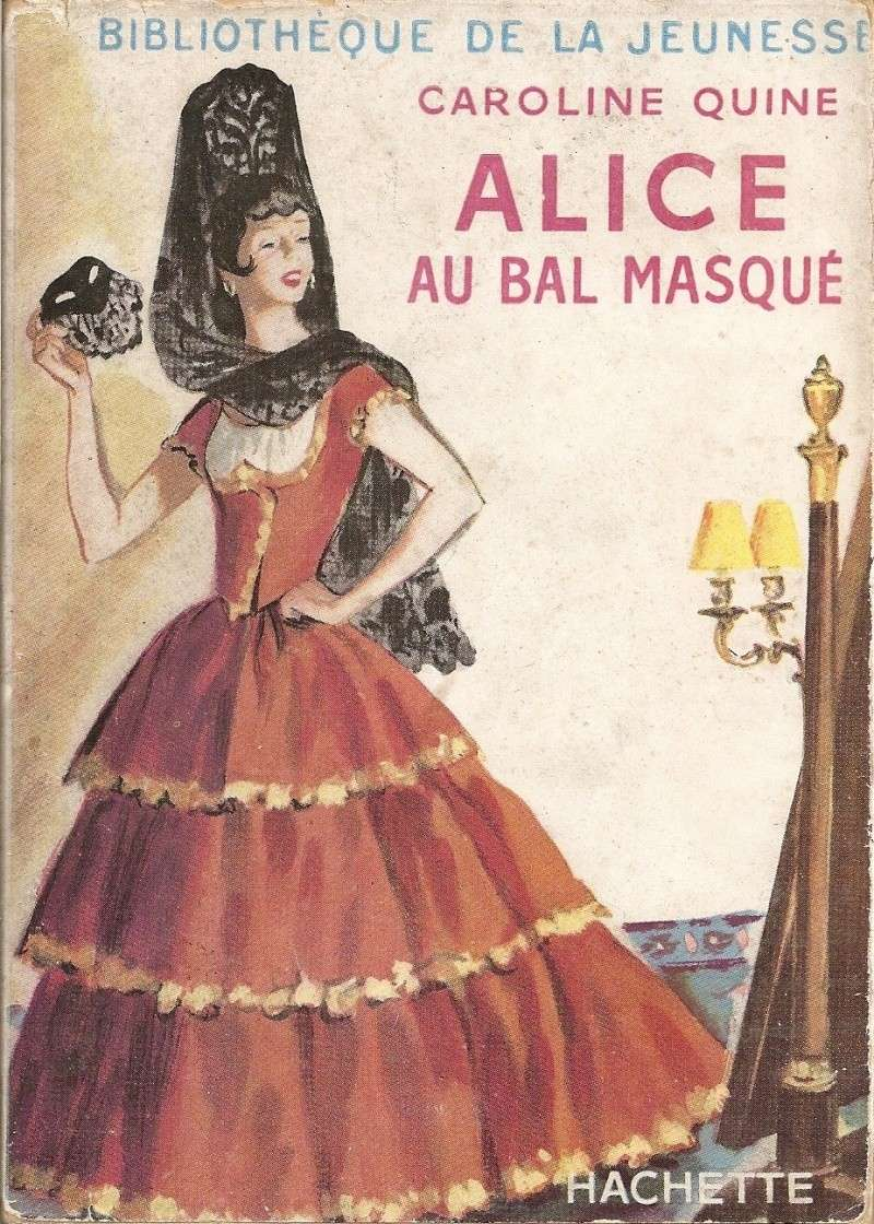 2. Alice au bal masqué (1953/1955) Balmas10