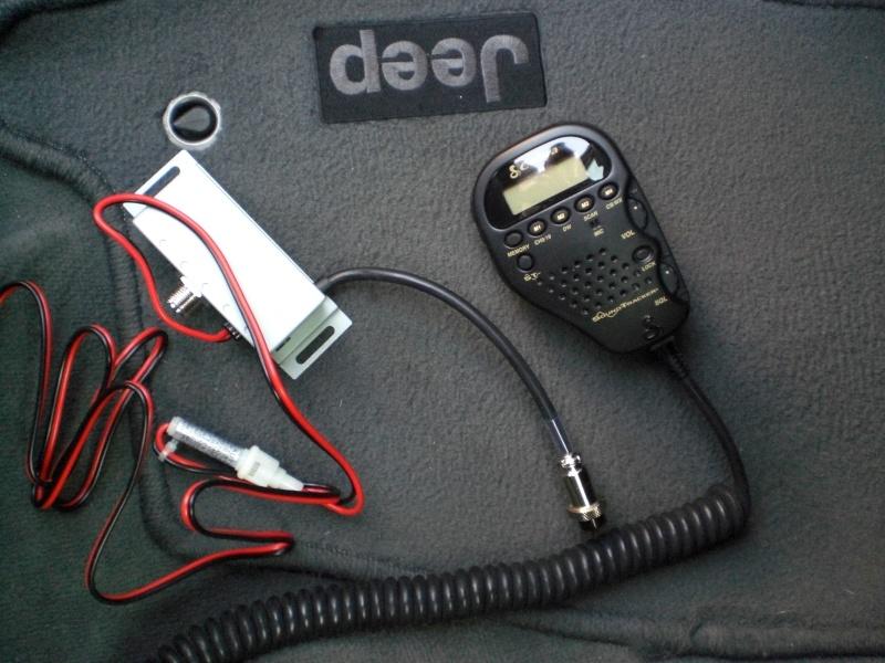 Montaggio antenna CB e ricetrasmettitore quadribanda - Pagina 2 Cimg3115