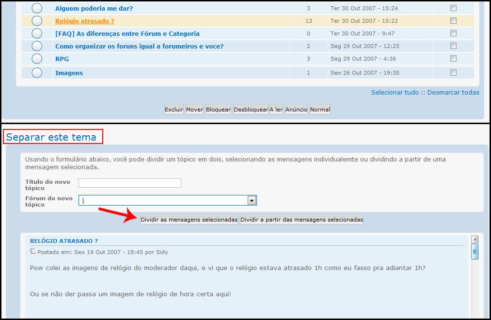 Última actualização: 5 novos recursos fenomenais em seus fóruns 510