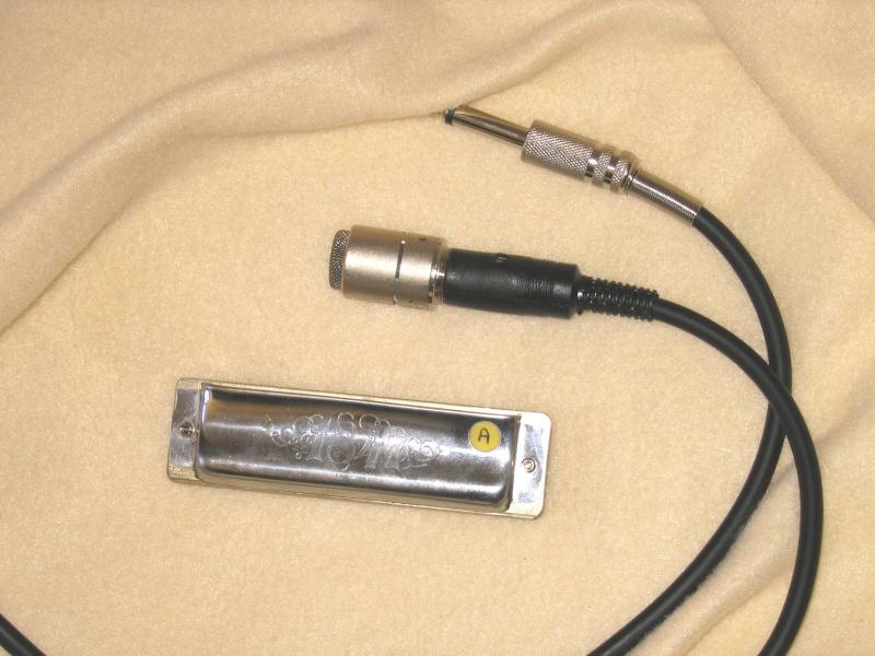 Vintage Micro AKG 58-200 Akg58-14