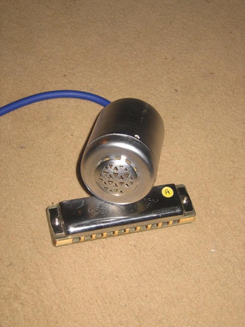 Microphone Vintage AMERICAN D8 Salt shaker D_8_et22