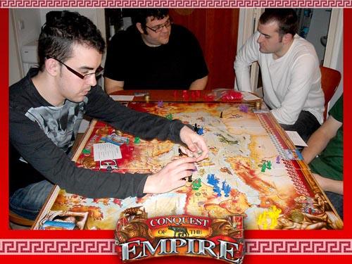 Resumen e imagenes de CONQUEST OF EMPIRES (13 de Marzo 2011) Dos10