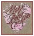 Coeur mon petit cochon 141x1510