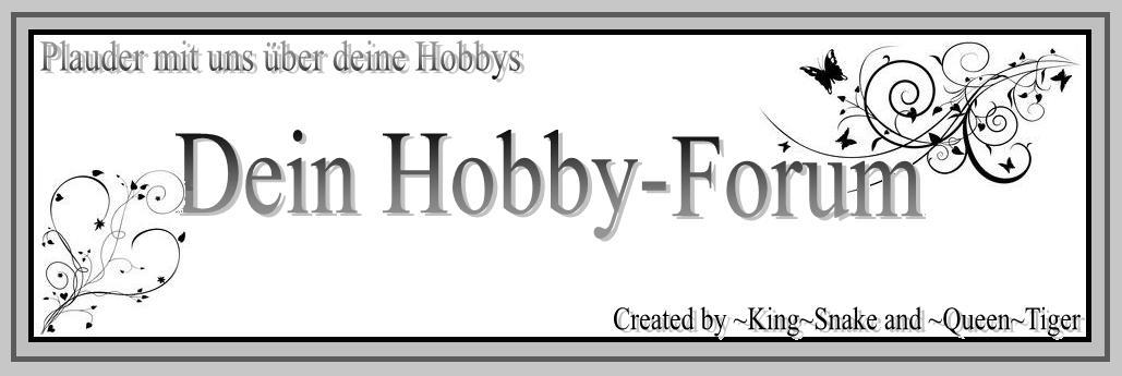 Deine Hobbys