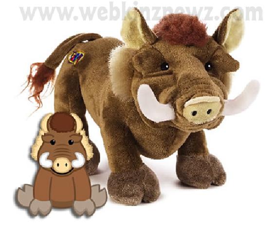 Webkinz Warthog Release Pictures Aa10