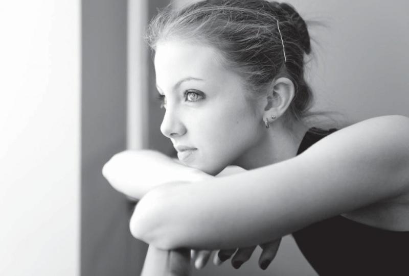 Une danseuse française à l'école du Bolchoï Michel10