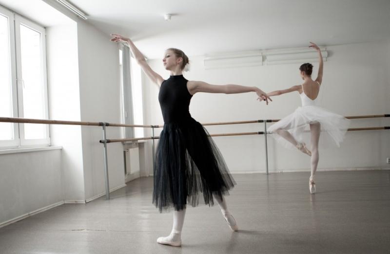 Une danseuse française à l'école du Bolchoï Michel12