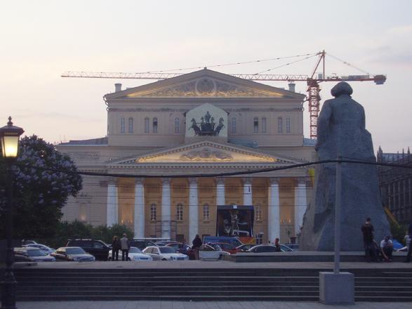 Le Théâtre Bolchoï P5050610