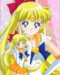Personnage Sailor Moon Mathil10