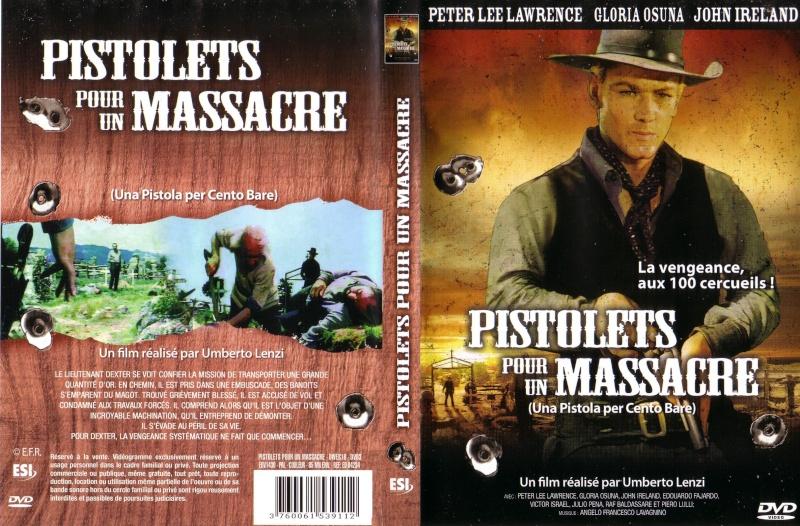 Pistolets pour un massacre - La malle de San Antonio - Una pistola per cento bare  - 1968 - Umberto Lenzi Photos11