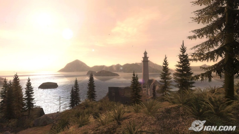 Multiplatform Engines Don't Do The Xbox 360 Justice (Alan Wake Raising The Visuals Bar Of This Generation) Alan-w10