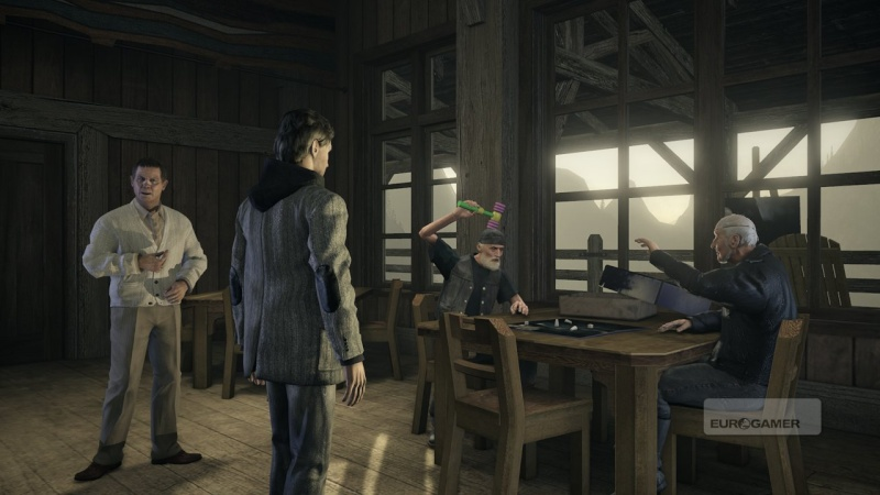 Multiplatform Engines Don't Do The Xbox 360 Justice (Alan Wake Raising The Visuals Bar Of This Generation) Alanwa11