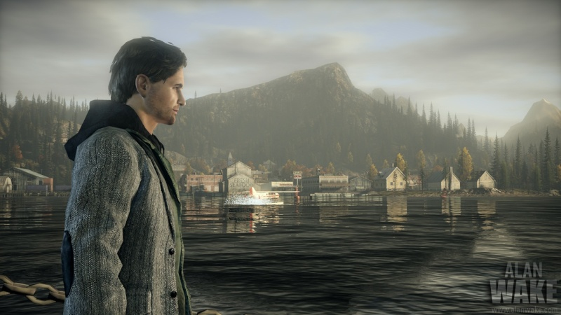 Multiplatform Engines Don't Do The Xbox 360 Justice (Alan Wake Raising The Visuals Bar Of This Generation) Alanwa12