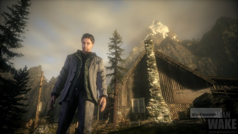 Multiplatform Engines Don't Do The Xbox 360 Justice (Alan Wake Raising The Visuals Bar Of This Generation) Alanwa13