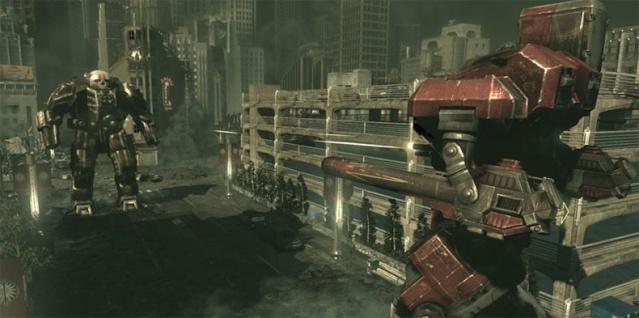 Xbox 360's Lineup 2011 - Updated Mechwa10