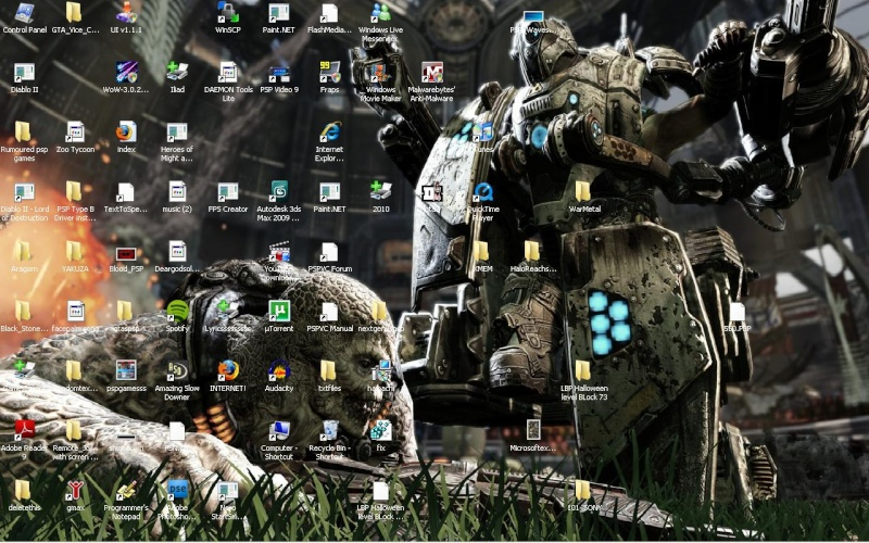 Post Your Desktops and show of your games!!!! Mydesk10
